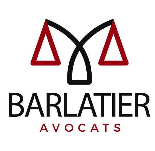 Logo graphiste Irigny Lyon Barlatier avocats