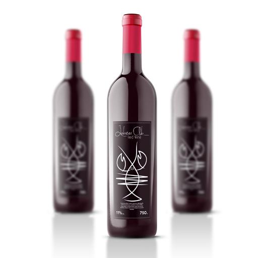 Création Logo Irigny Lyon etiquette Bouteille de vin