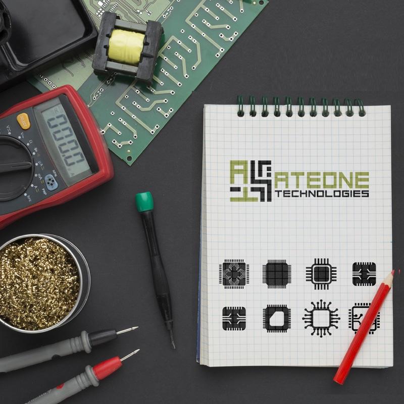 graphiste logo site internetteateaone Lyon