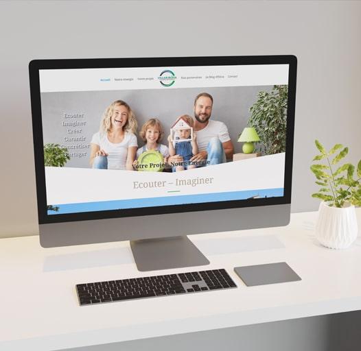 site internet constructeur de maisons individuelles
